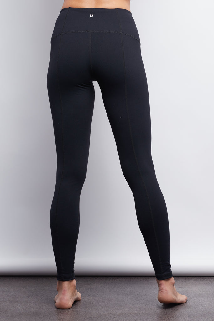 Black Contour Legging - Haven Collective