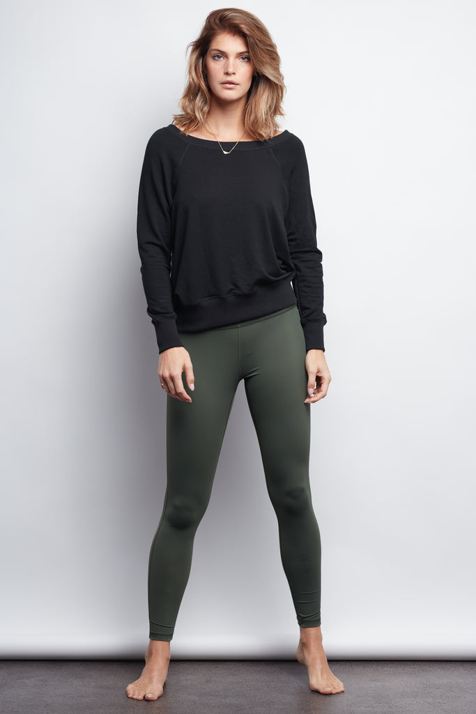Sage Sculpt 7/8 Legging