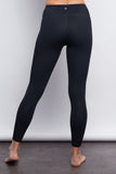 Black Sculpt 7/8 Legging - Haven Collective