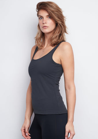 Grey Sculpt Tank