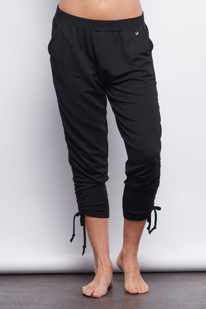 Black Leah Pants - Haven Collective