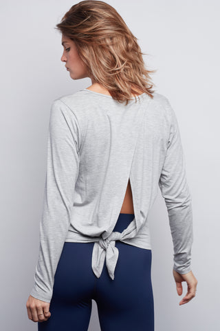Grey Camille Long Sleeve