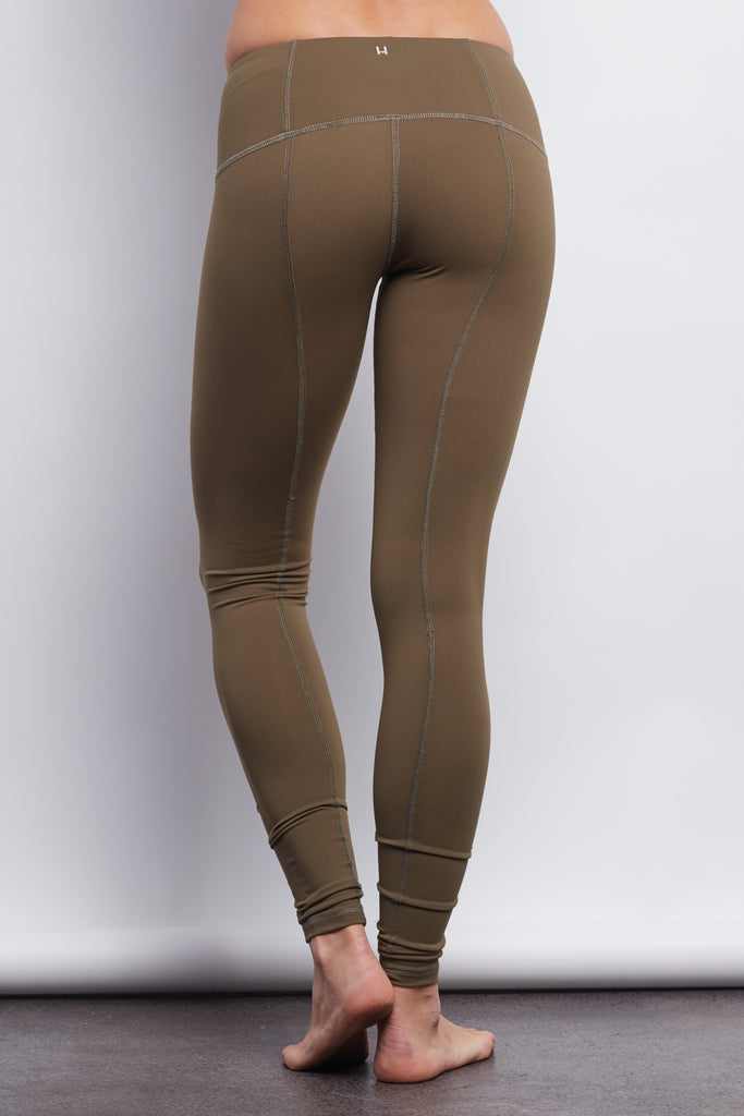 Army Contour Legging - Haven Collective