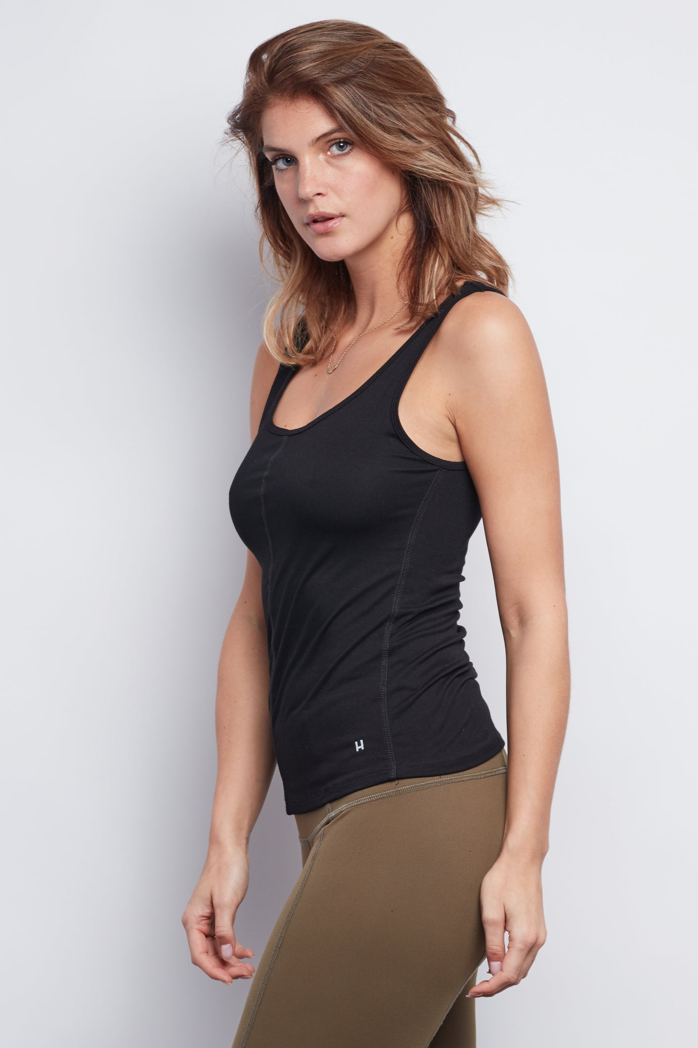 Black Essential Tank - Haven Collective