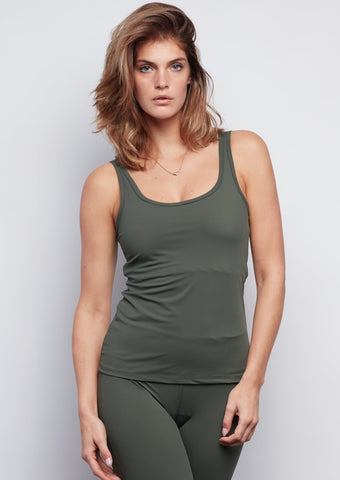 Sage Sculpt Tank - Haven Collective