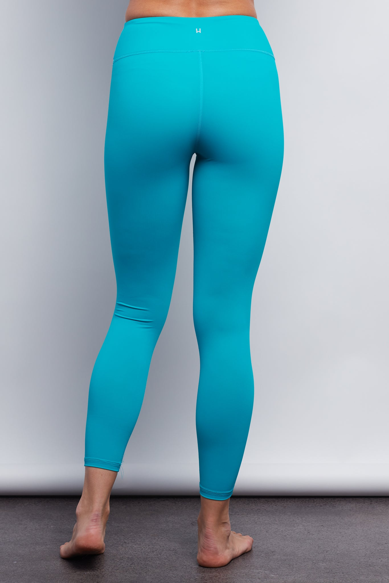 St. Lucia Blue Sculpt 7/8 Legging - Haven Collective