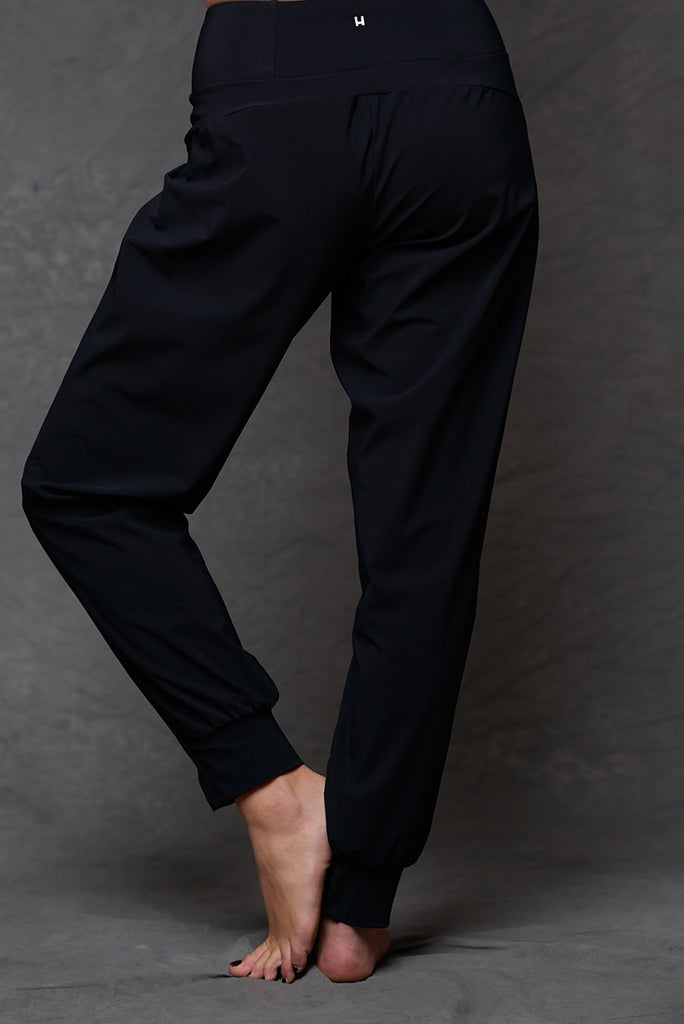 Black Creative Pant [Performance Jersey] - Haven Collective
