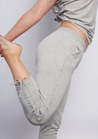 Heather Grey Leah Pants