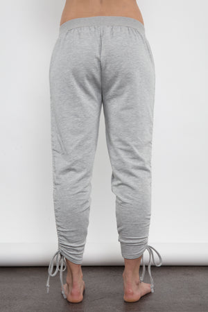 Heather Grey Leah Pants - Haven Collective