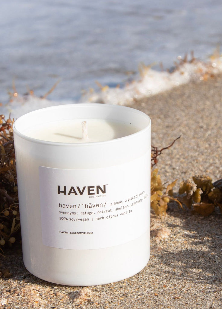 HAVEN Signature Candle - Haven Collective