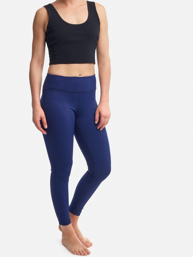 Blue Sculpt 7/8 Legging