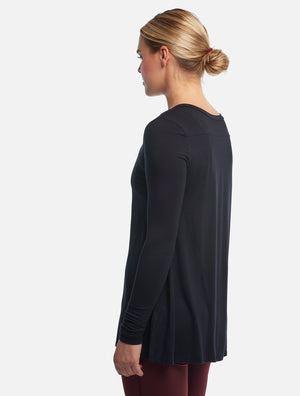 Black Tunic - Haven Collective