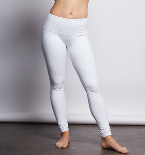 White Contour Legging - Haven Collective