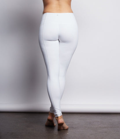 White Contour Legging
