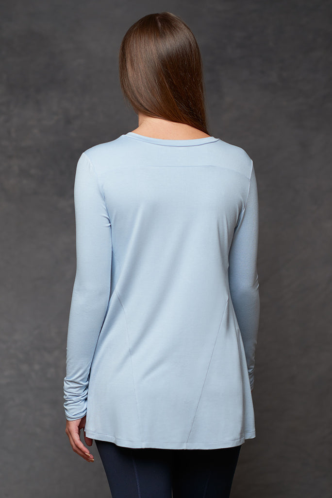Pale Blue Tunic - Haven Collective