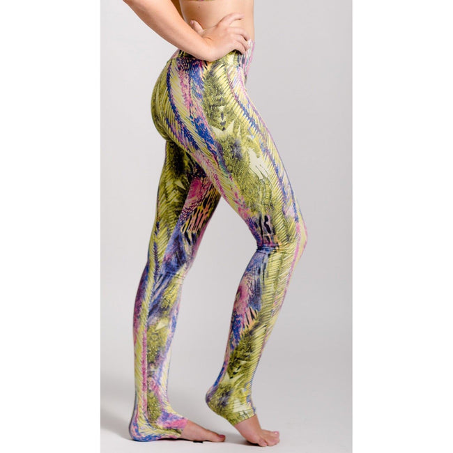 Native Girl Slim Leggings