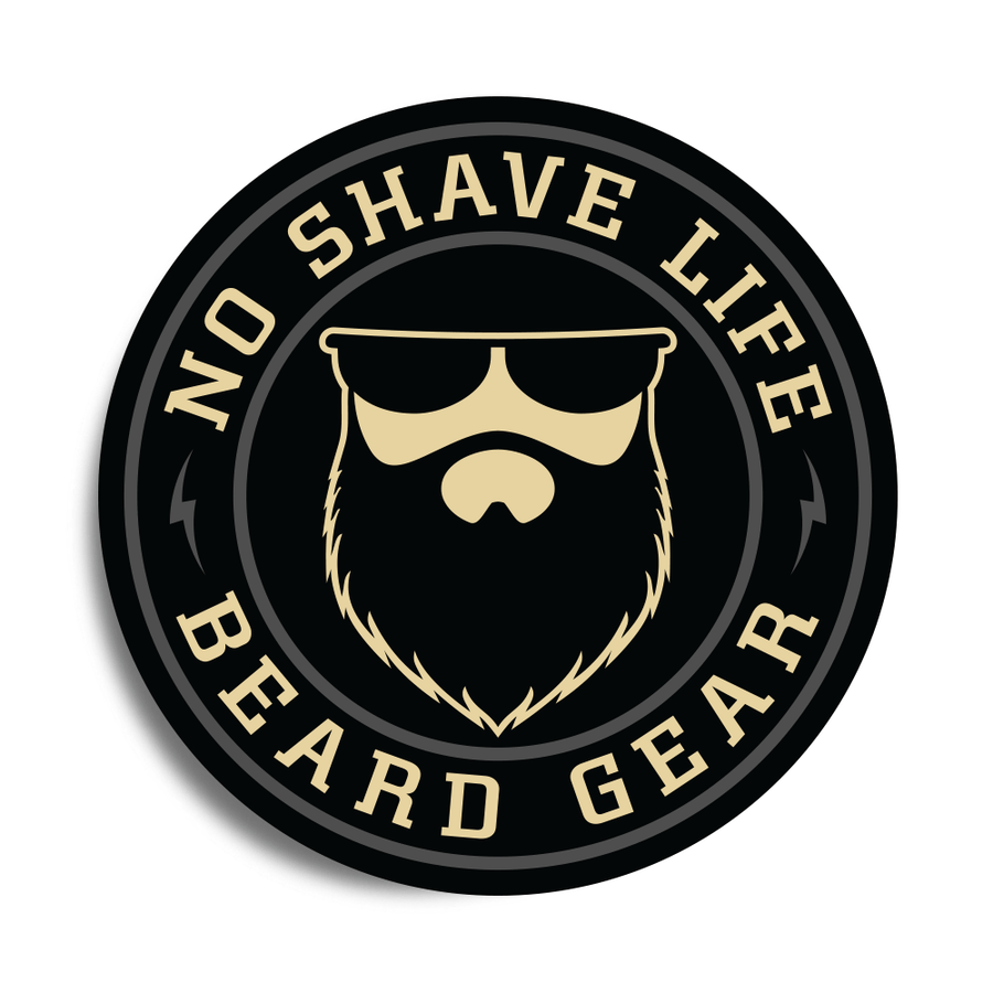 NSL Beard Gear Sticker