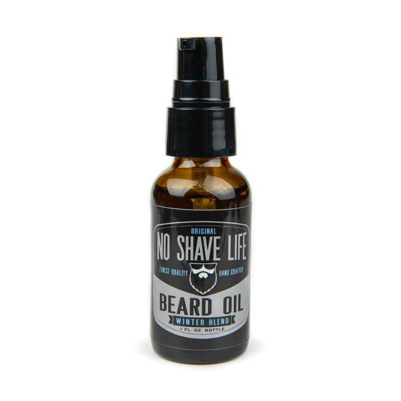 Winter Blend Beard Oil 1 oz.