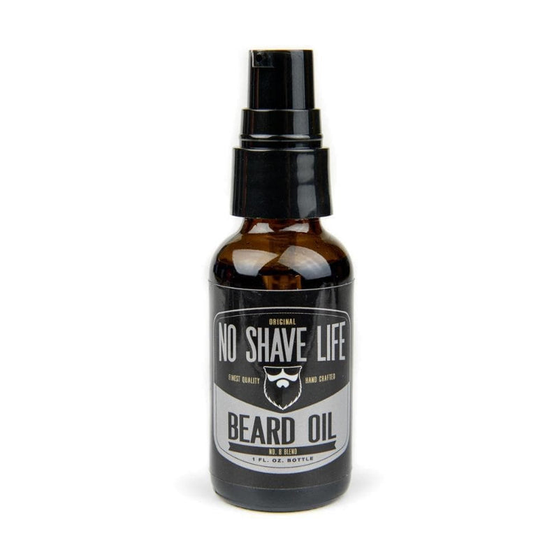 No. 8 Blend Beard Oil 1oz.