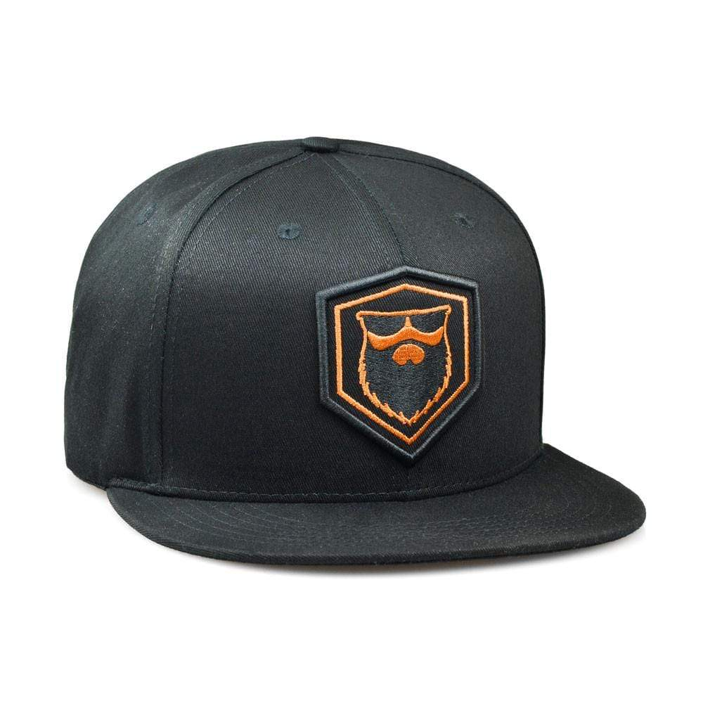 Pleasant Dmnd Snapback Hat No Shave Life Beard Co Hairstyles For Men Maxibearus