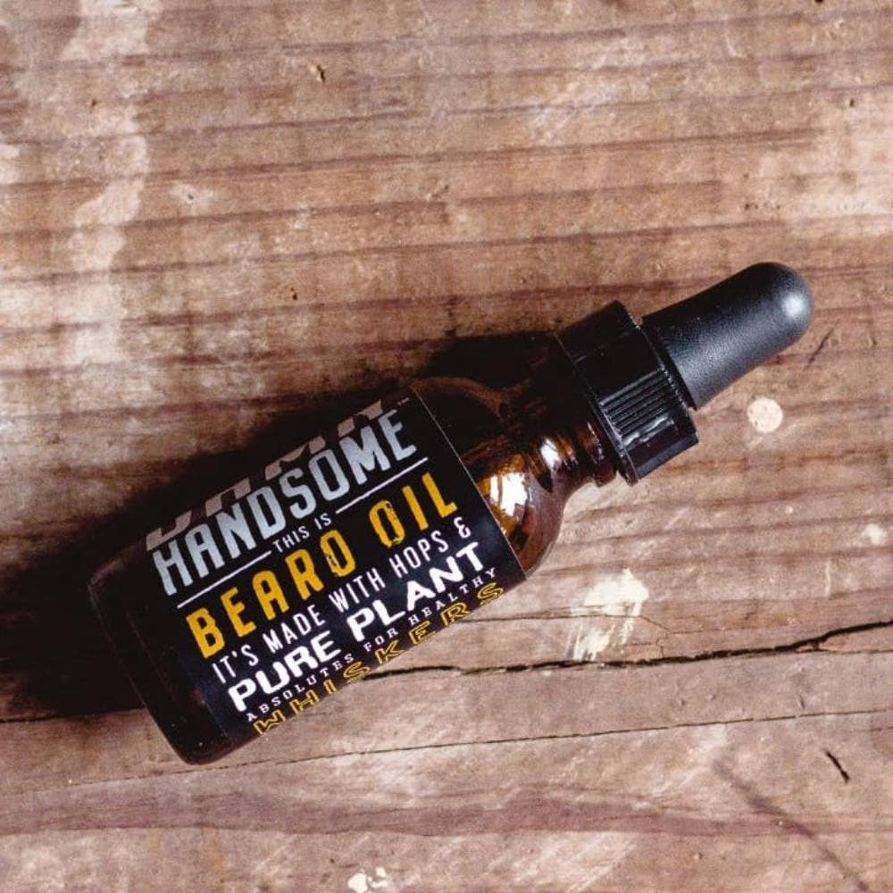 Damn Handsome Grooming Co. Scotch Ale Beard Oil 1 oz.