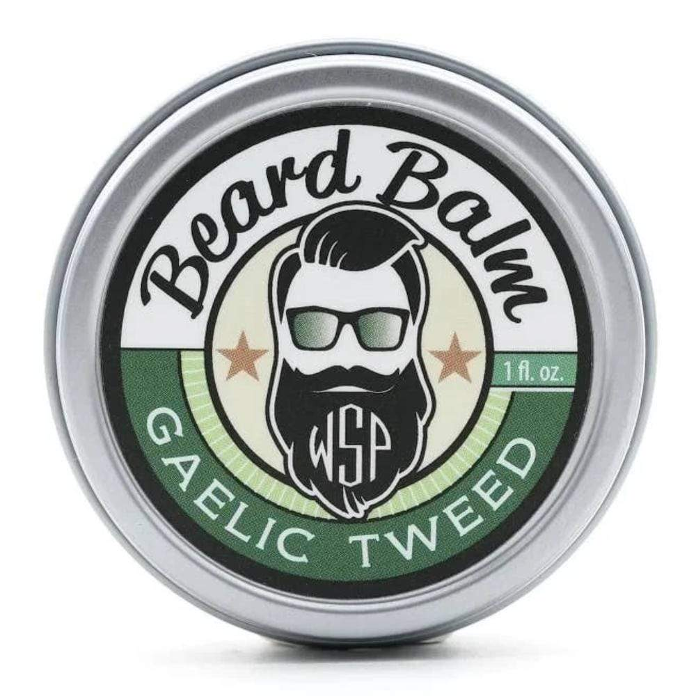 Gaelic Tweed Beard Balm 1 oz.