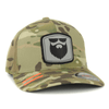 NSL Beard Gear FlexFit - Multicam Camo