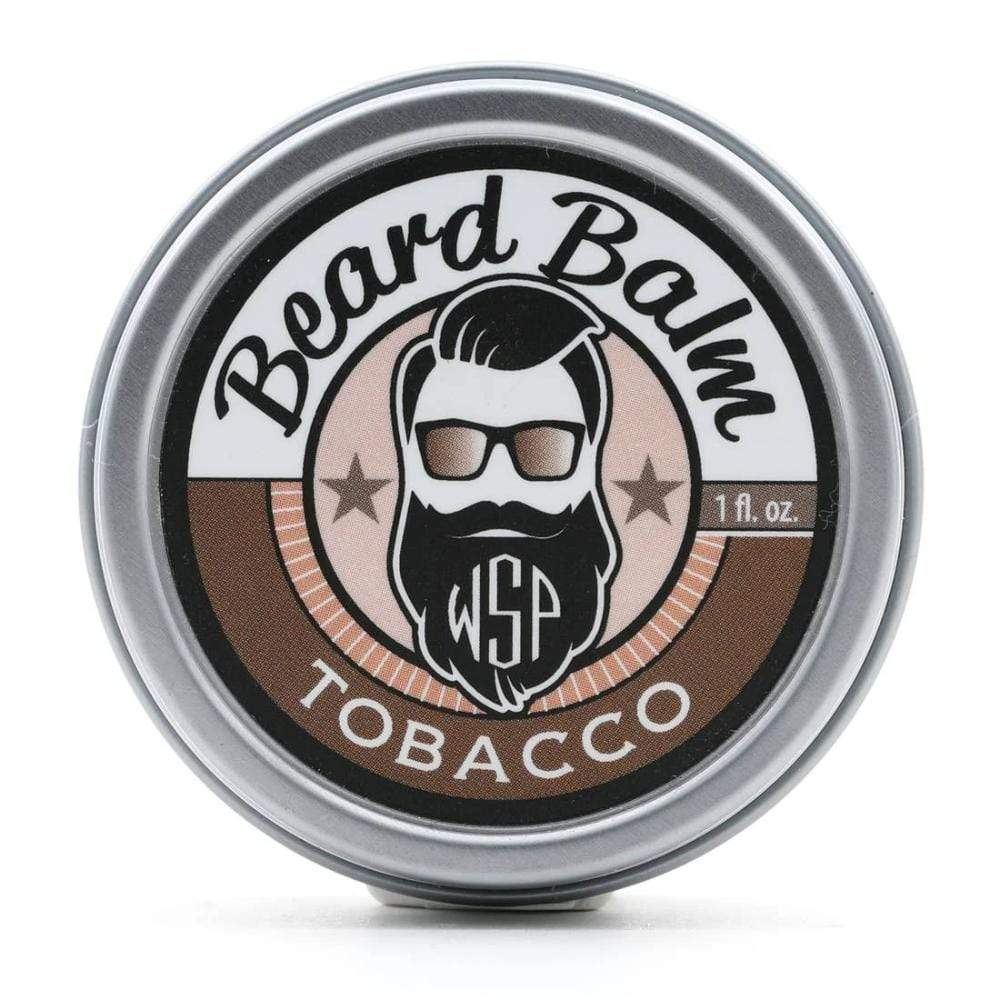 Tobacco Beard Balm 1 oz.