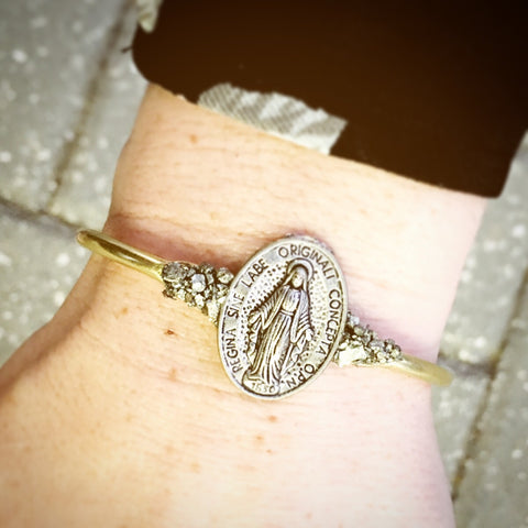 Immaculate Conception Cuff