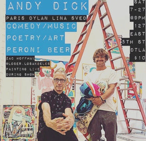 In Heroes We Trust presents Andy Dick & Friends