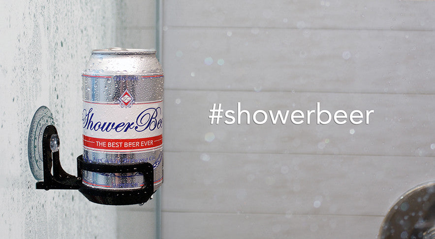 SipCaddy ShowerBeer