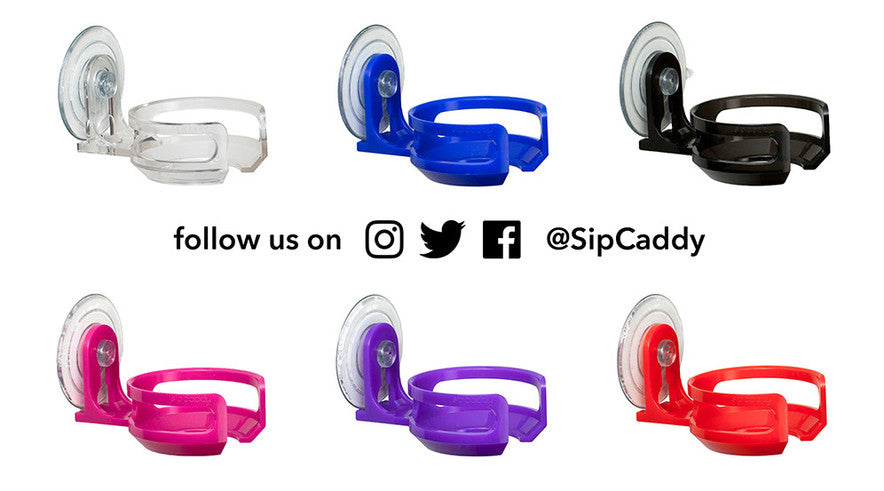 SipCaddy Colors