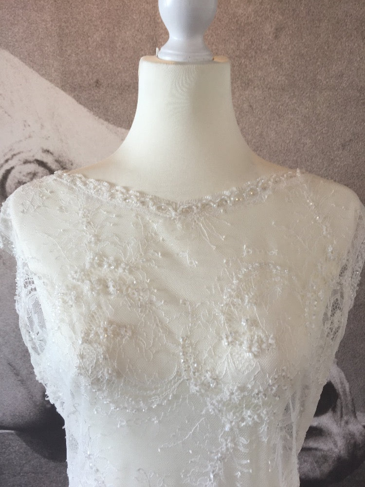 Catroux Beaded Lace Jacket