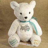 Jennifer McQuire teddy bear