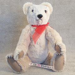 Old time teddy bear