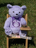 Murrah Bear raises epilepsy and SUDEP awareness
