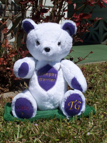 Victor Bear will raise epilepsy awareness in the movie Quigley 2