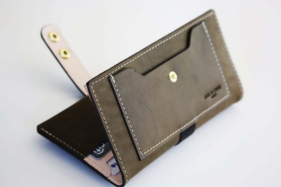 WICKETT & CRAIG TRAVEL WALLET - 010111