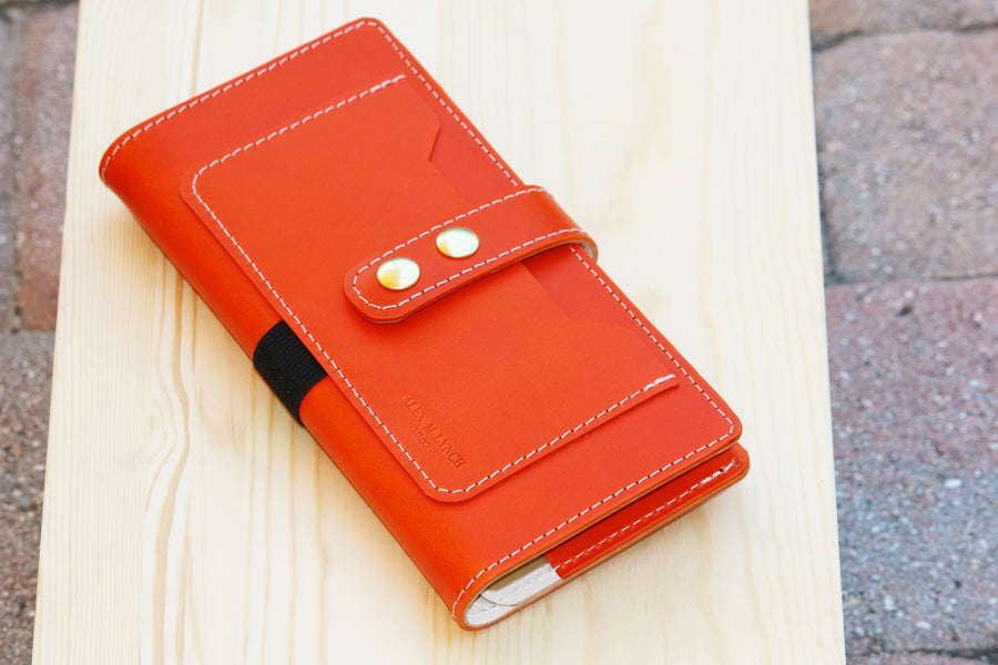 Buttero Italian Leather wallet - 010121