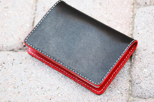 Leather Passport holder - 010131