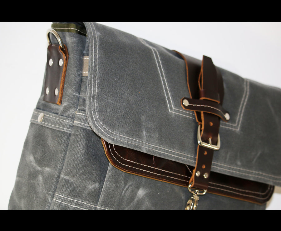 MESSENGER BAG #010026