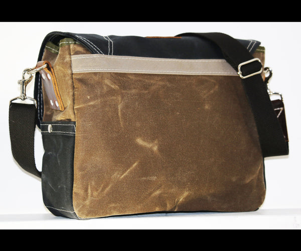 MESSENGER BAG - #010042.1