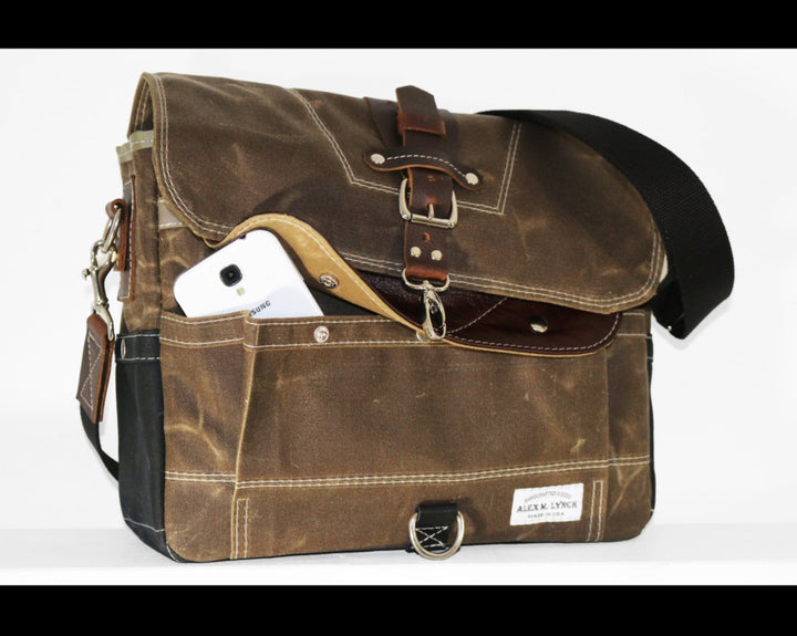 MESSENGER BAG #010042.2