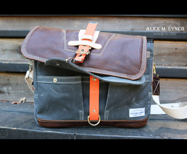 MESSENGER BAG #010019