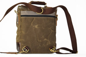 CONVERTIBLE MESSENGER BAG #010055