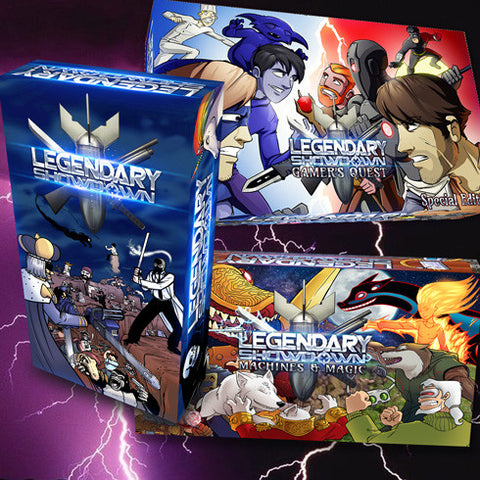 Legendary Showdown Bundle Special Edition