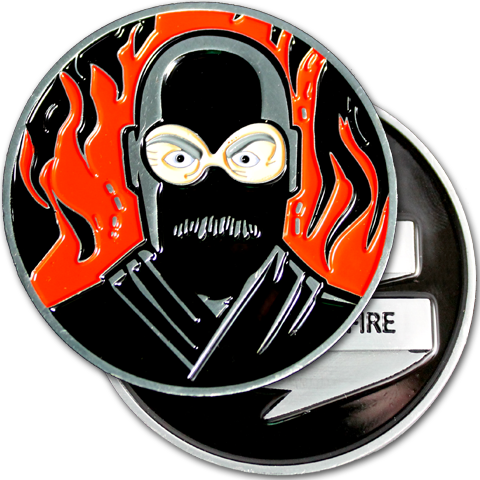 Dan McNinja Challenge Coin - ON SALE!