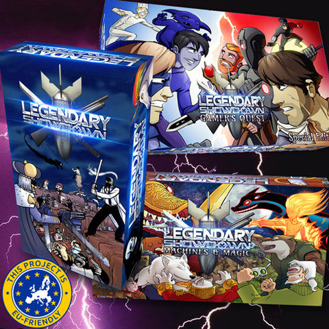 Legendary Showdown Bundle Special Edition - EU Friendly