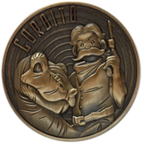 Gordito Challenge Coin - EU Friendly