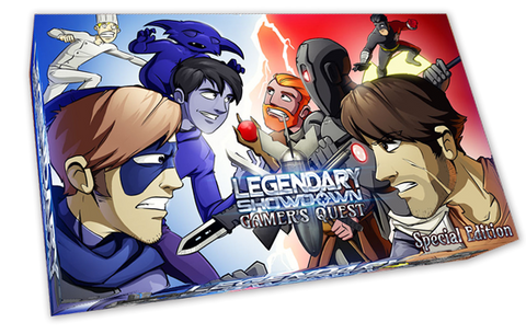 Legendary Showdown: Gamer's Quest Special Edition